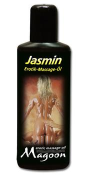 Jasmin Erotik Massage olie - 100 ml