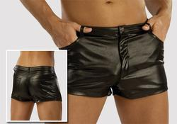 Wetlook Shorts Sort