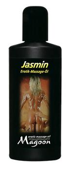 Jasmin Erotiks Massage Olie - 200 ml
