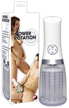 Power Rotation Masturbator