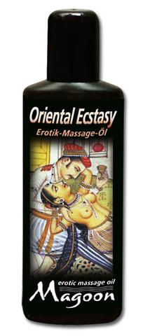 Oriental Ecstasy Massage Oil