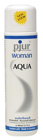 pjur Woman AQUA 100 ml glidecreme