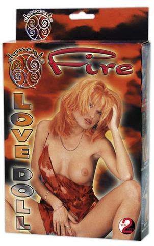 Lovedoll Elements Serie - Fire