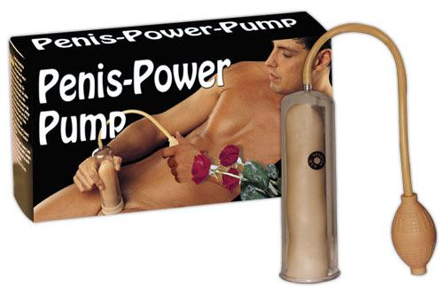 Penis Power Pump