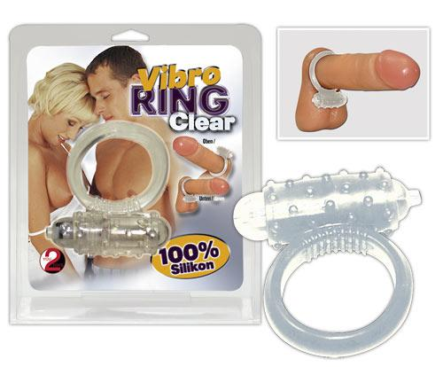 Vibro Ring Clear